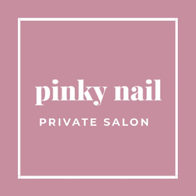 宇部市でジェルネイル、プライベートサロン、ネイルサロンの『pinky nail』
